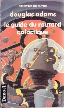 Le Guide du routard galactique