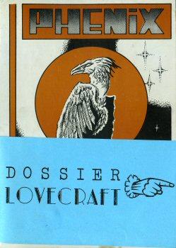 Phénix n° 5 : H. P. Lovecraft