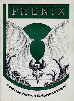 Phénix n° 6 : H. P. Lovecraft