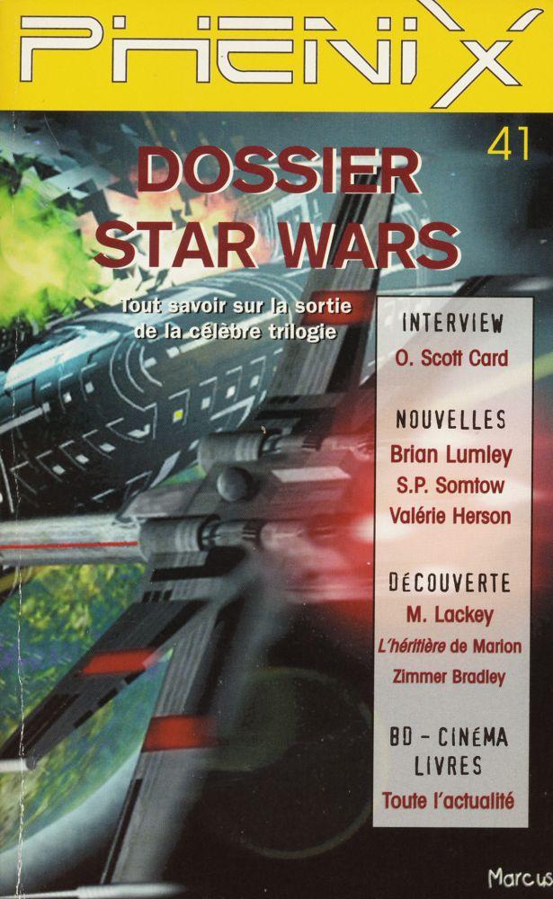 Phénix n° 41 : Dossier Star Wars
