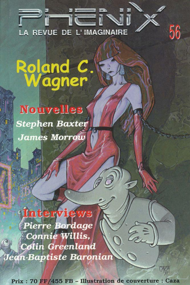 Phénix n° 56 : Roland C. Wagner