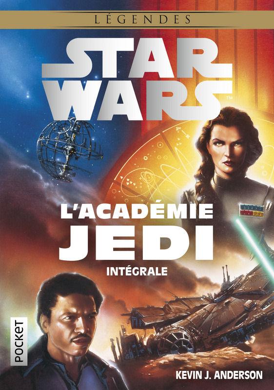 L'Académie Jedi – intégrale