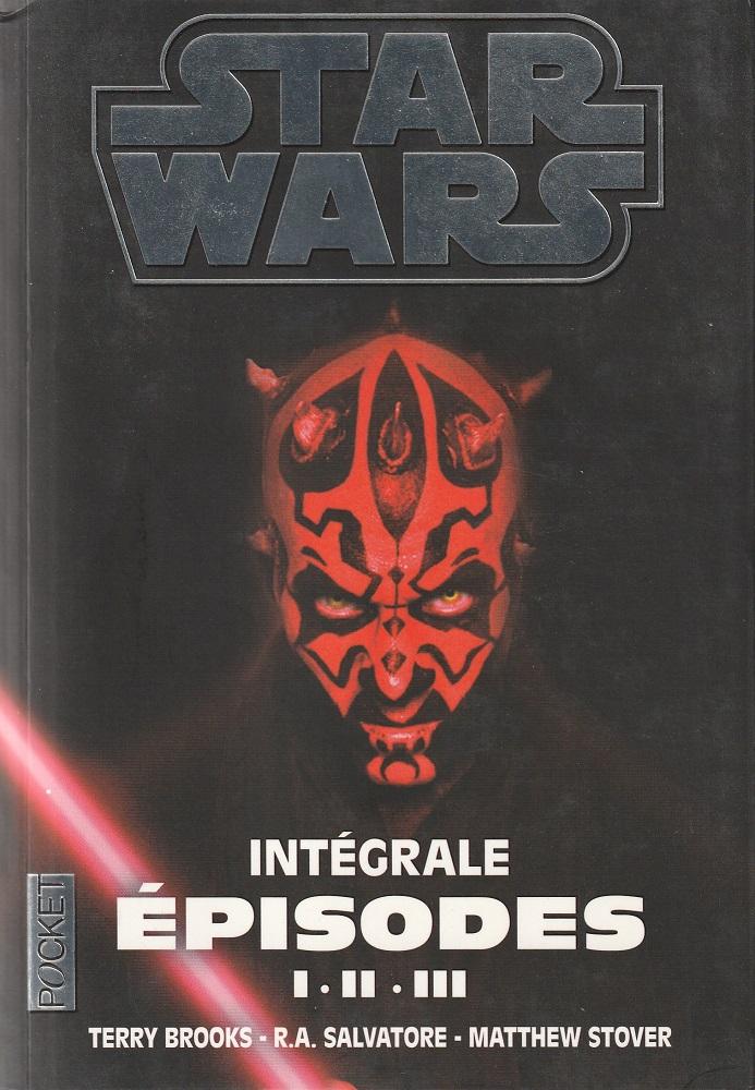 Star Wars - Intégrale épisodes I - II - III