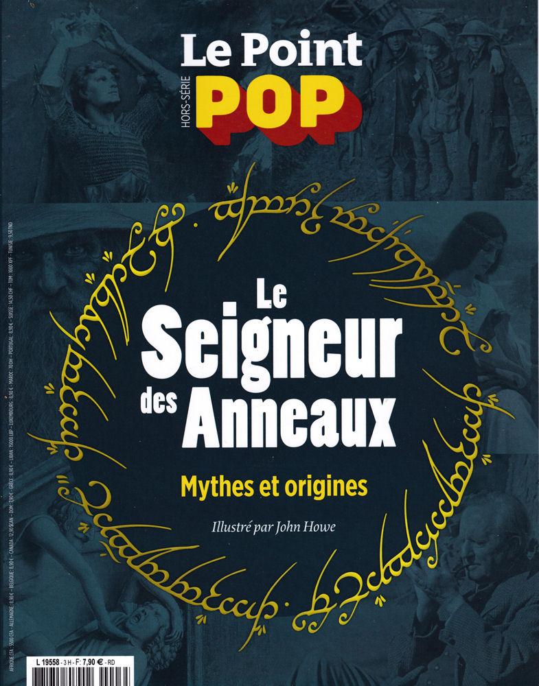 Le Point Pop n° 12 : Le Seigneur des Anneaux. Mythes et origines