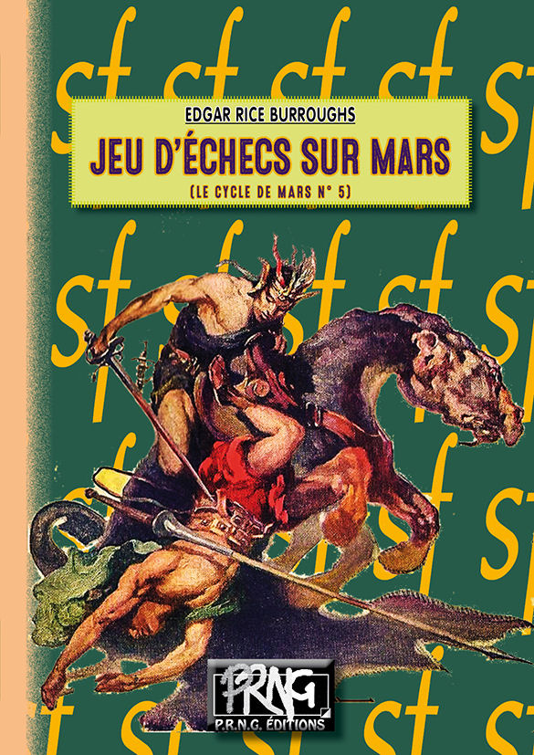 Jeu d'échecs sur Mars