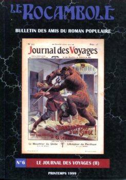 Le Rocambole n° 6 : Le journal des voyages [II]