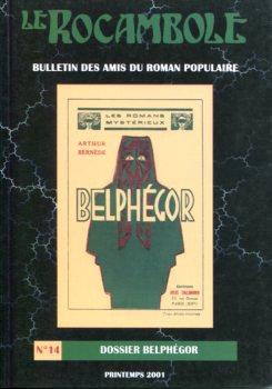 Le Rocambole n° 14 : Dossier Belphégor