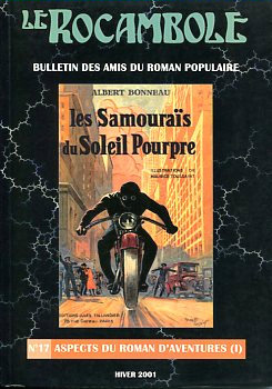 Le Rocambole n° 17 : Aspects du roman d'aventures (I)