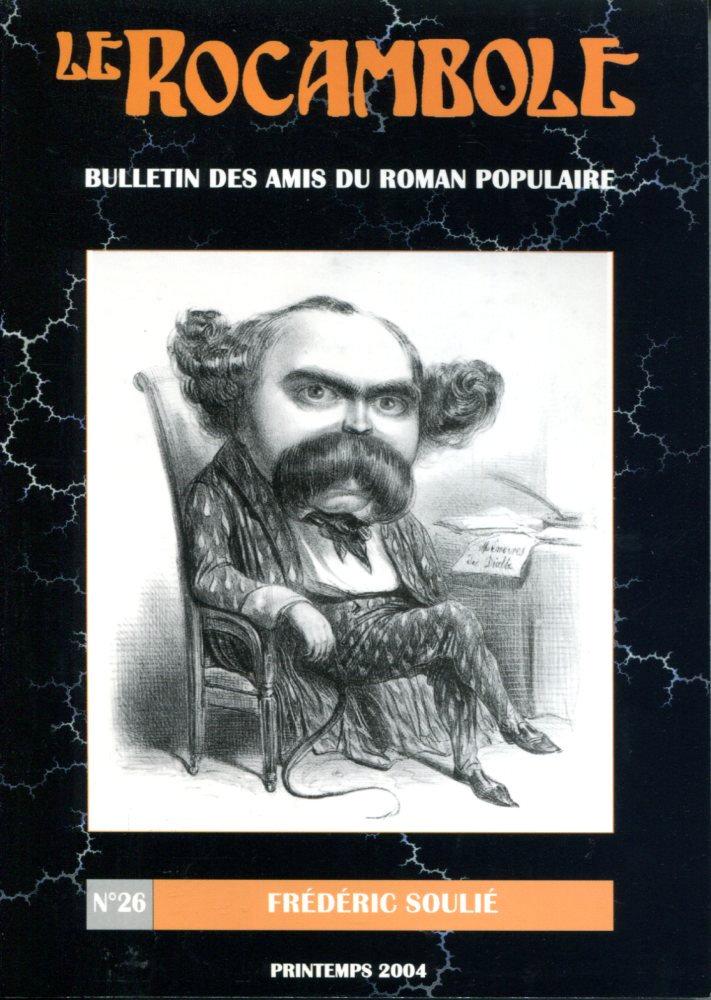 Le Rocambole n° 26 : Frédéric Soulié