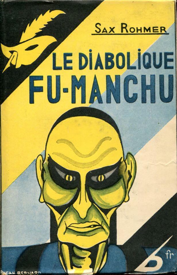 Le Diabolique Docteur Fu-Manchu