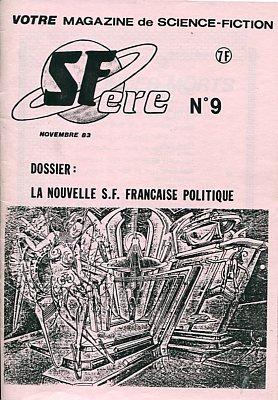 SFère n° 9 : la nouvelle S.F. française politique