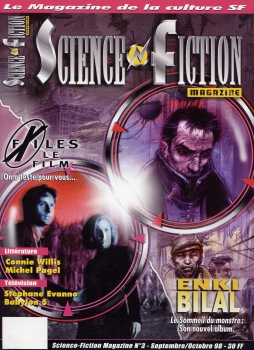 Science-Fiction Magazine 3