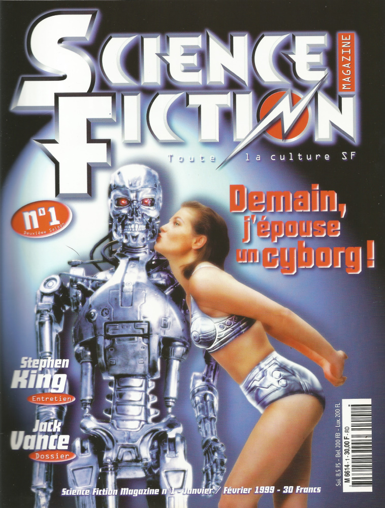 Science-Fiction Magazine 1