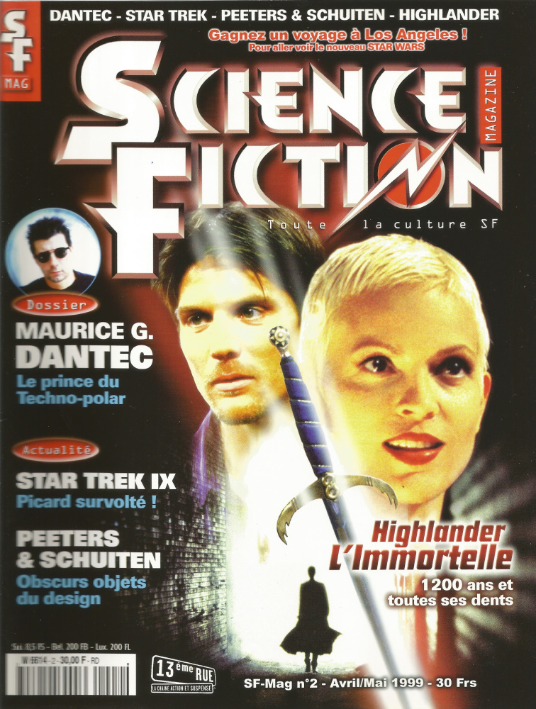 Science-Fiction Magazine 2