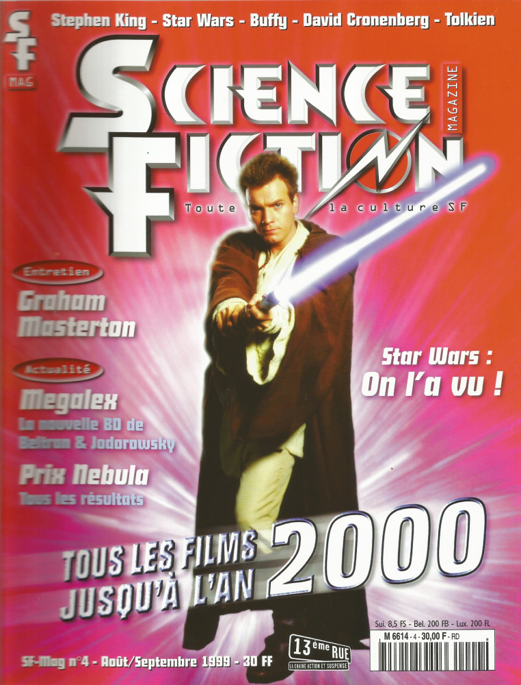 Science-Fiction Magazine 4