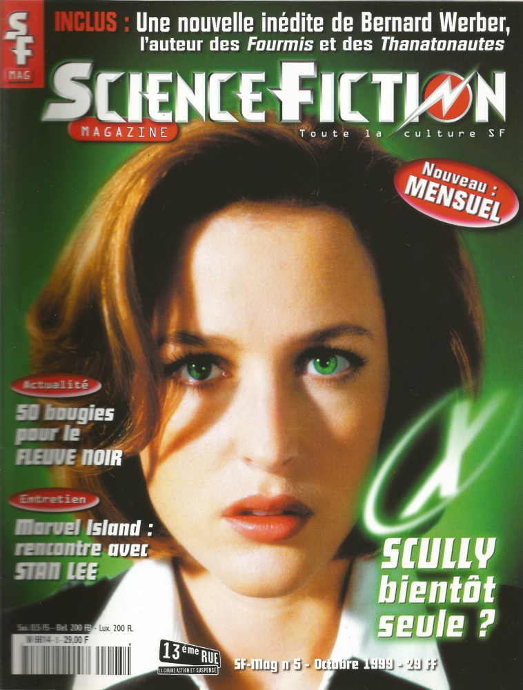 Science-Fiction Magazine 5