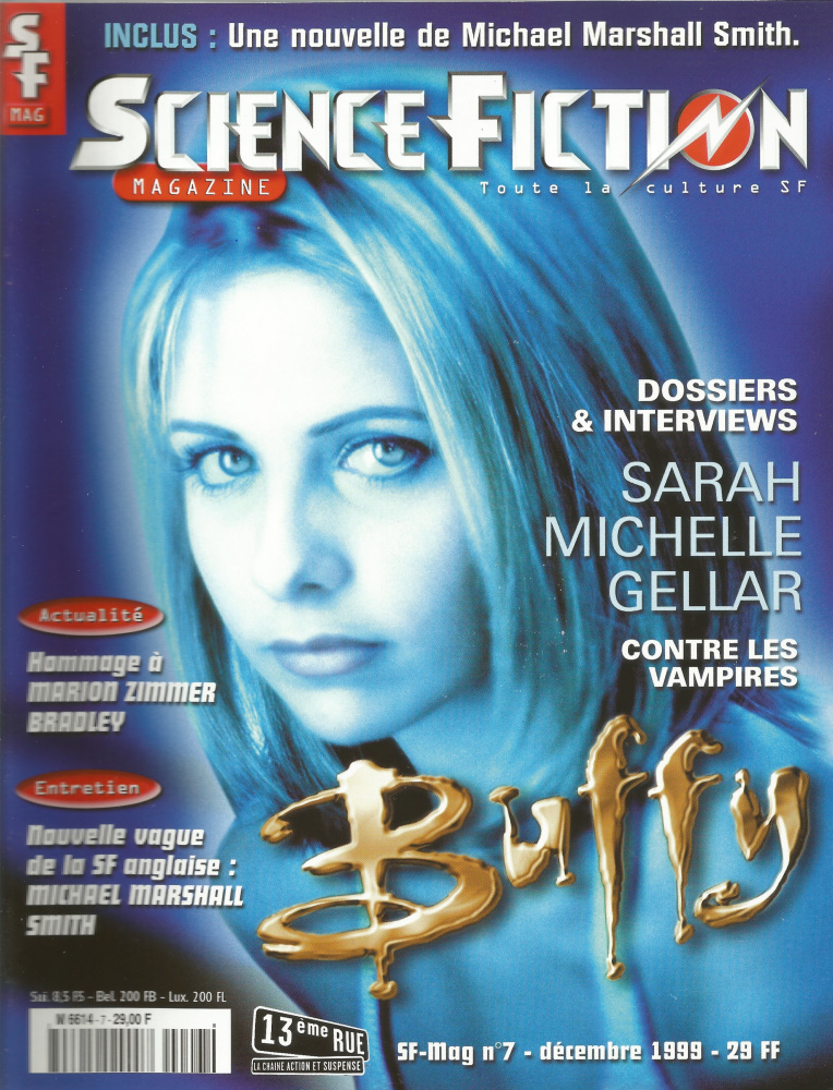 Science-Fiction Magazine 7