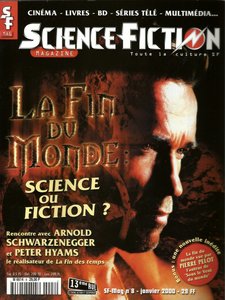 Science-Fiction Magazine 8