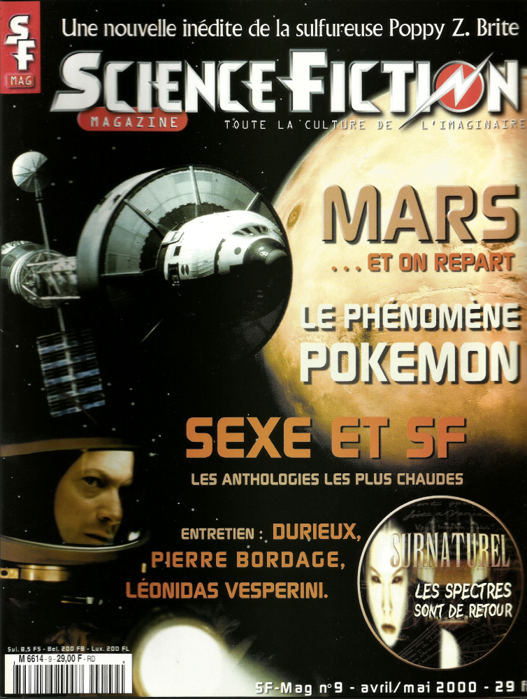 Science-Fiction Magazine 9