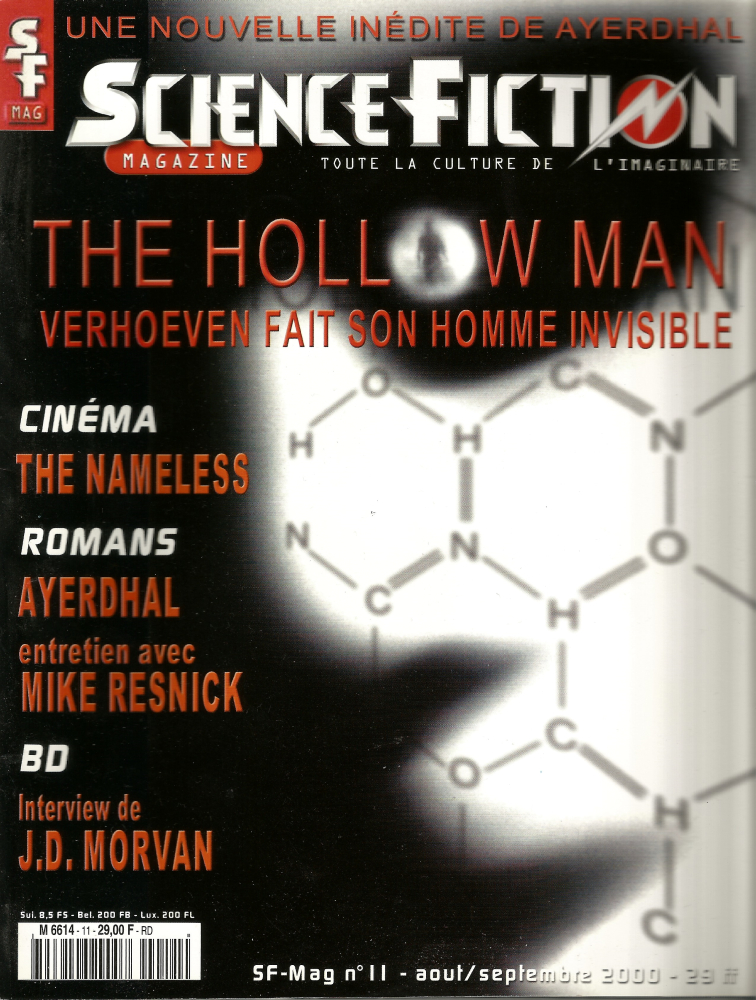 Science-Fiction Magazine 11