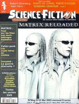 Science-Fiction Magazine 33