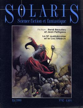 Solaris n° 92