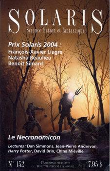 Solaris n° 152