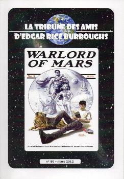 La Tribune des amis d'Edgar Rice Burroughs n° 80