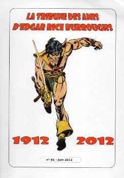 La Tribune des Amis d'Edgar Rice Burroughs n° 81