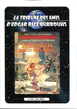 La Tribune des Amis d'Edgar Rice Burroughs n° 84