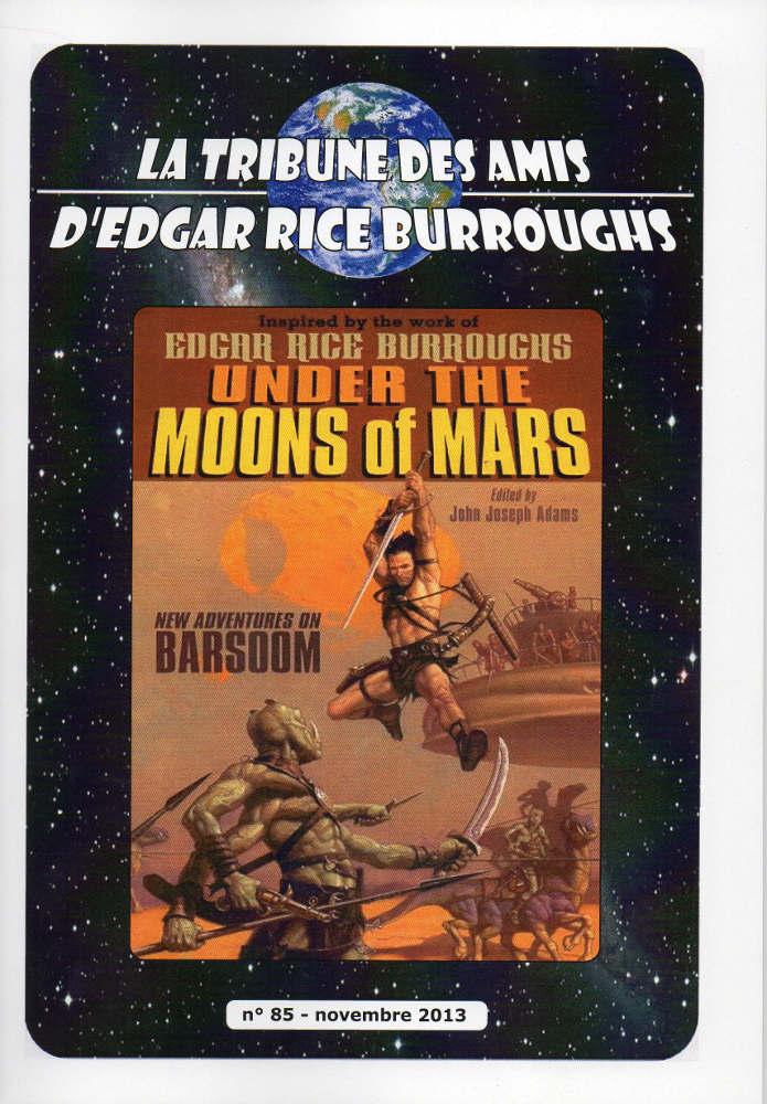 La Tribune des Amis d'Edgar Rice Burroughs n° 85
