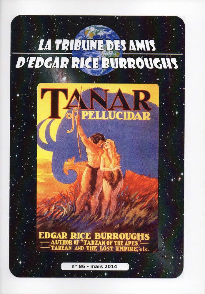 La Tribune des Amis d'Edgar Rice Burroughs n° 86