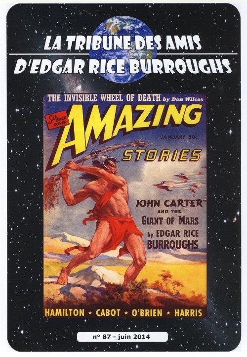 La Tribune des Amis d'Edgar Rice Burroughs n° 87