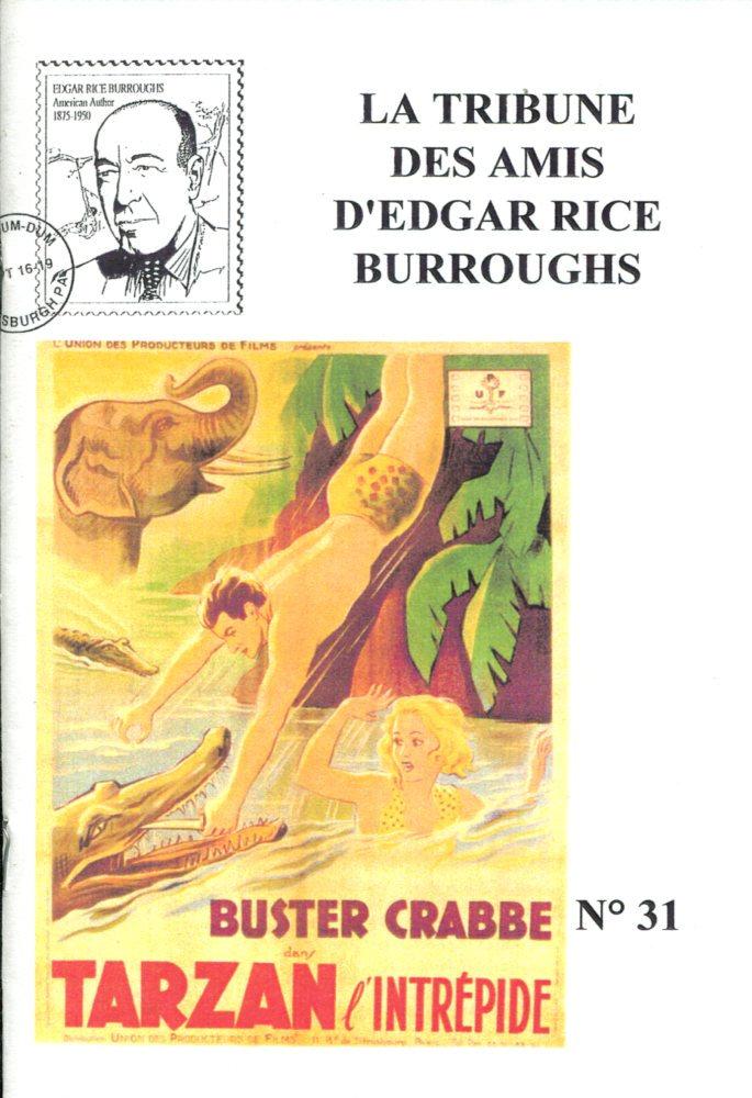 La Tribune des Amis d'Edgar Rice Burroughs n° 31