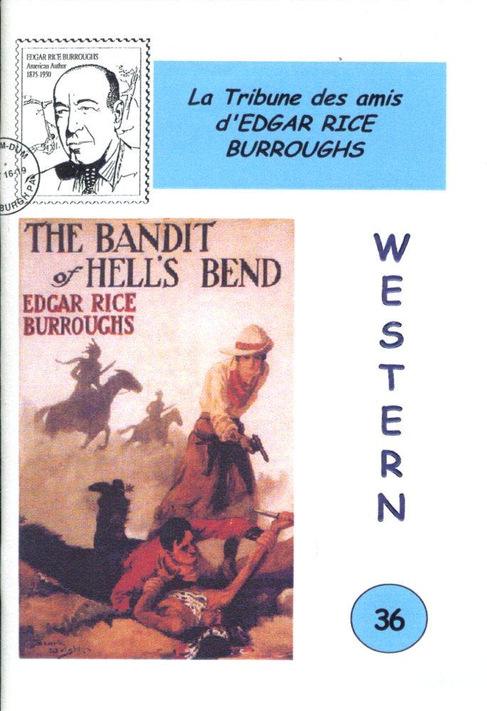 La Tribune des Amis d'Edgar Rice Burroughs n° 36