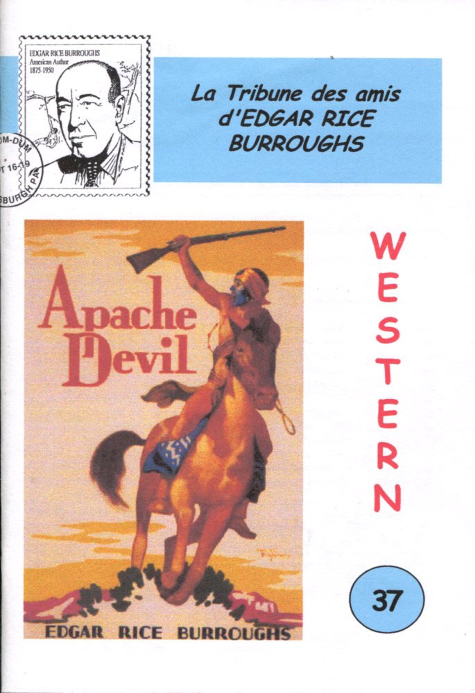 La Tribune des Amis d'Edgar Rice Burroughs n° 37