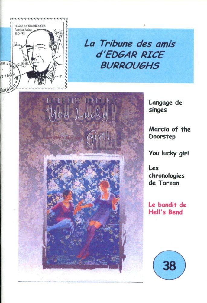 La Tribune des Amis d'Edgar Rice Burroughs n° 38