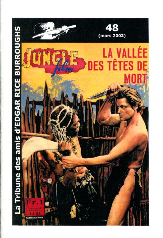 La Tribune des Amis d'Edgar Rice Burroughs n° 48