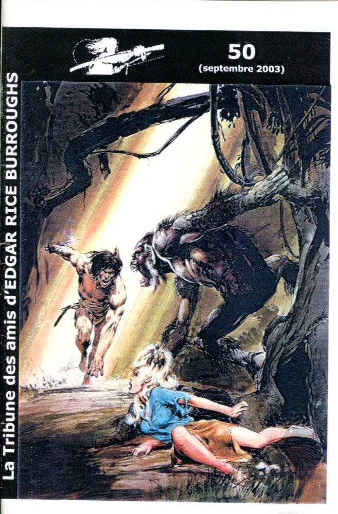 La Tribune des Amis d'Edgar Rice Burroughs n° 50