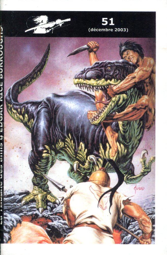 La Tribune des Amis d'Edgar Rice Burroughs n° 51