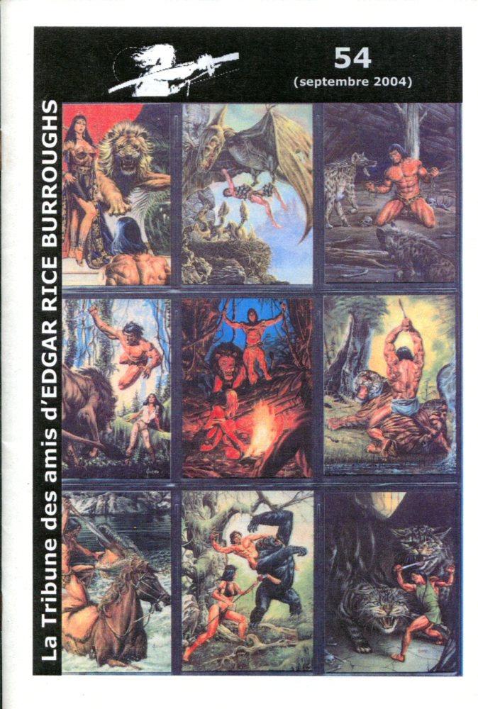 La Tribune des Amis d'Edgar Rice Burroughs n° 54