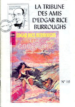 La Tribune des Amis d'Edgar Rice Burroughs n° 19