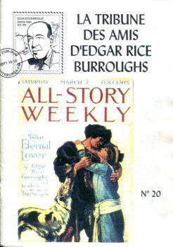 La Tribune des Amis d'Edgar Rice Burroughs n° 20