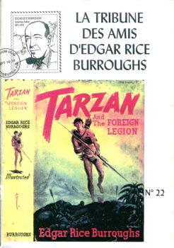 La Tribune des Amis d'Edgar Rice Burroughs n° 22