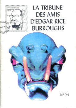 La Tribune des Amis d'Edgar Rice Burroughs n° 24