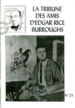 La Tribune des Amis d'Edgar Rice Burroughs n° 25