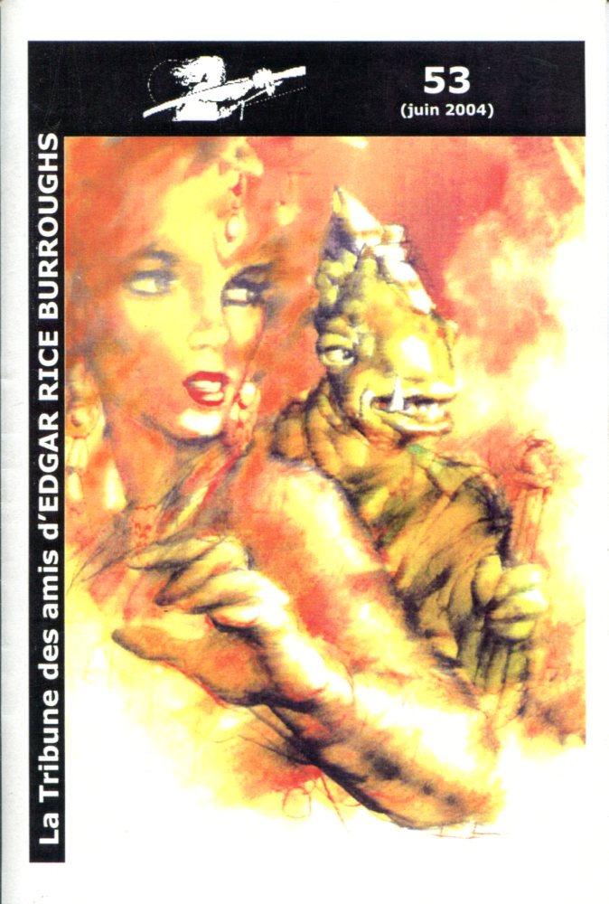 La Tribune des Amis d'Edgar Rice Burroughs n° 53