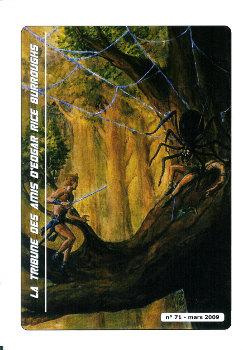 La Tribune des Amis d'Edgar Rice Burroughs n° 71