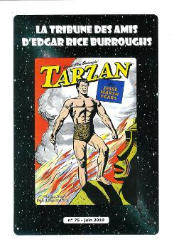 La Tribune des Amis d'Edgar Rice Burroughs n° 75