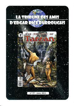 La Tribune des Amis d'Edgar Rice Burroughs n° 77